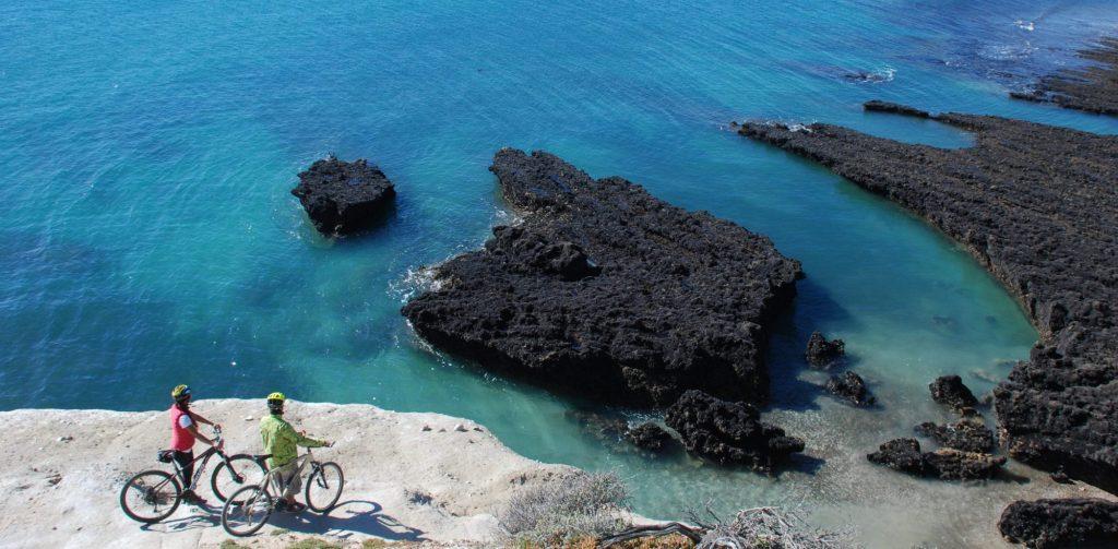 Mountain bike Puerto Madryn