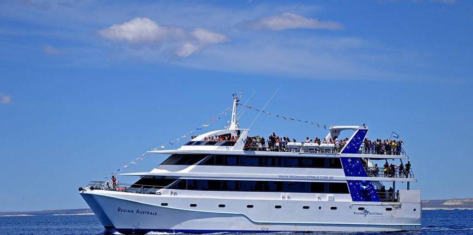 Paseos Náuticos Puerto Madryn