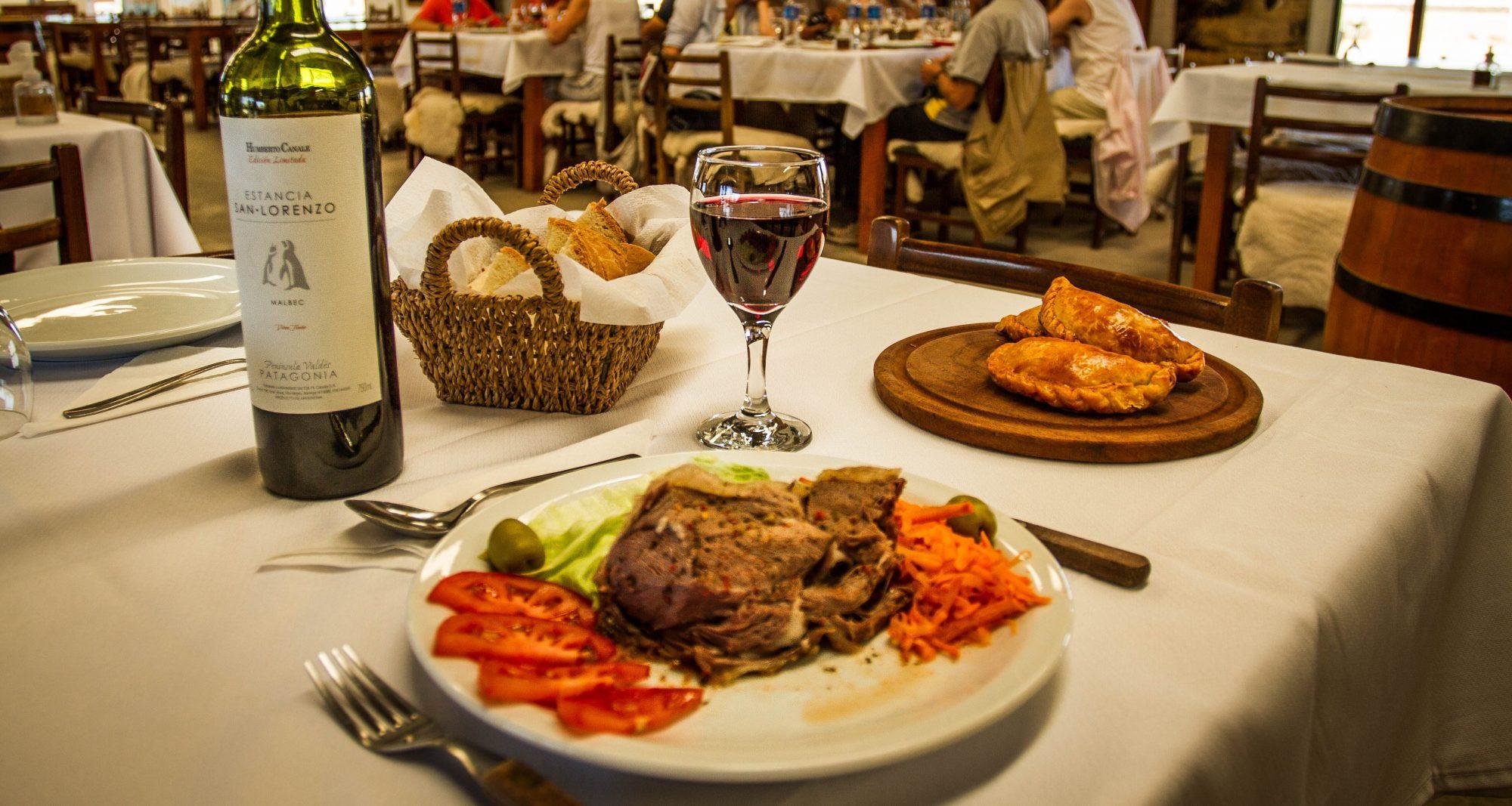 Gastronomía Puerto Madryn